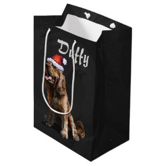 Cocker Spaniel Medium Gift Bag