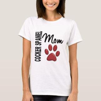 Cocker Spaniel Mom 2 T-Shirt