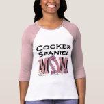 Cocker Spaniel MOM Shirts