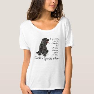 Cocker Spaniel Mom T-Shirt