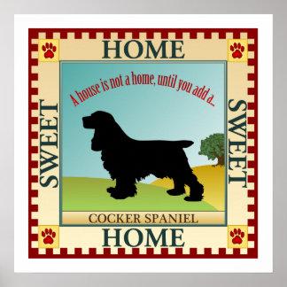 Cocker Spaniel Posters