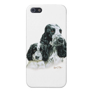 Cocker Spaniel Pup Case For iPhone 5