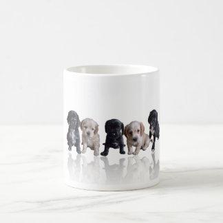 Cocker Spaniel Puppies Mug