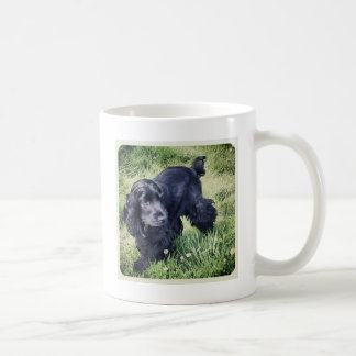 Cocker Spaniel Puppy Coffee Mug