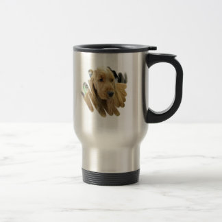 Cocker Spaniel Puppy Dog Stainless Steel Mug