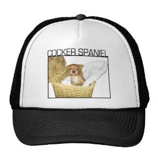 Cocker Spaniel Puppy! Trucker Hat