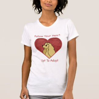 Cocker Spaniel Rescue T-Shirt