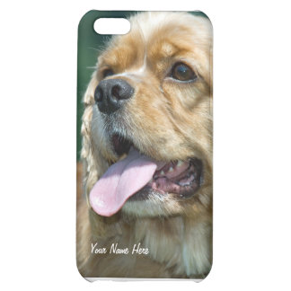 Cocker Spaniel Speck Case Case For iPhone 5C