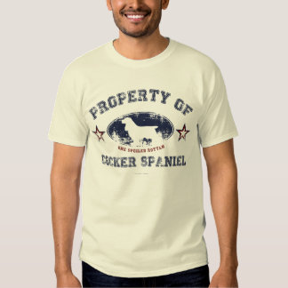 Cocker Spaniel T Shirts