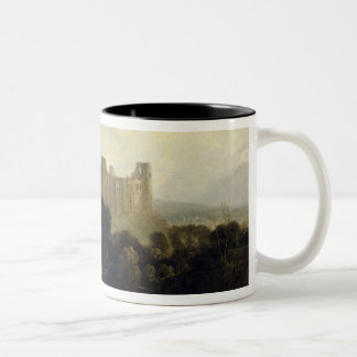 Cockermouth Castle, c.1810 Two-Tone Coffee Mug