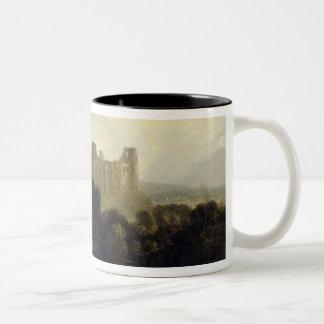Cockermouth Castle, c.1810 Two-Tone Mug