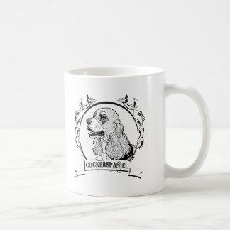 Cockerspaniel T-shirt Coffee Mugs