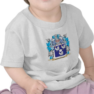 Cocking Coat of Arms - Family Crest Shirt