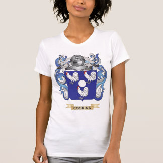 Cocking Coat of Arms T-shirts