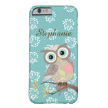 Cocking Head New Fancy Owl iPhone 6 Case Barely There iPhone 6 Case