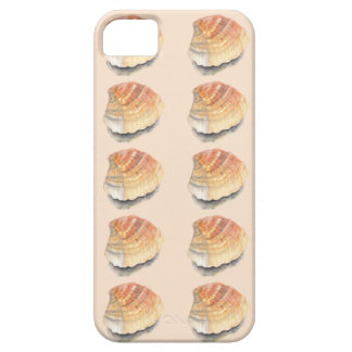Cockle Seashell from the Beach on Summer Holiday Barely There iPhone 5 Case