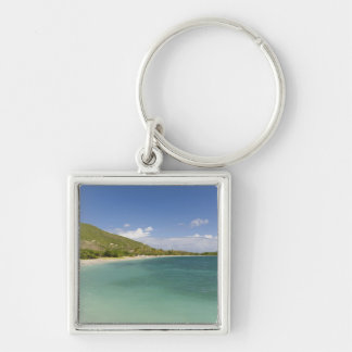 Cockleshell Bay, southeast peninsula, St Kitts, Key Ring
