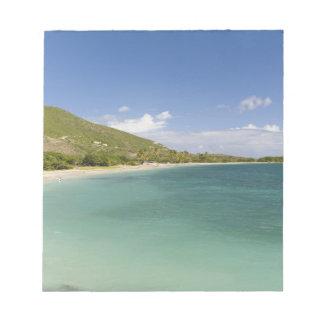 Cockleshell Bay, southeast peninsula, St Kitts, Notepad