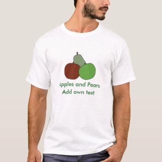 Cockney Rhyming Slang Apples and Pears Stairs Tee
