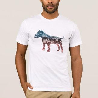 Cockney Slang Bull Terrier TShirt