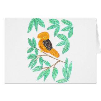 CockOdaRock Parrot Art Cards