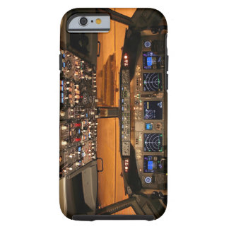 Cockpit by Night Tough iPhone 6 Case