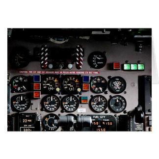 Cockpit Card