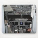 Cockpit Jet Aircraft Mousemat