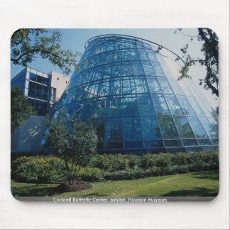 Cockrell Butterfly Center, exhibit, Houston Museum Mouse Pad