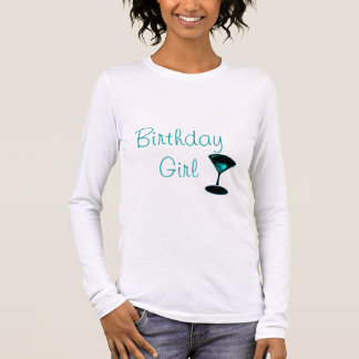 Cocktail Birthday  Tee