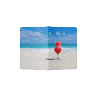 Cocktail by the Sea - Passport Holder