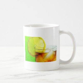 Cocktail design coffee mug