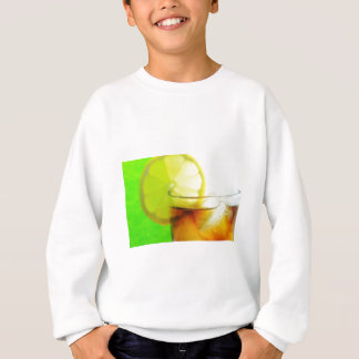 Cocktail design sweatshirt