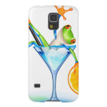Cocktail Frog Galaxy S5 Case