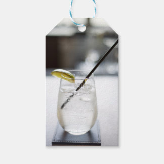 Cocktail Gift Tag