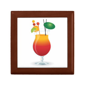COCKTAIL GLASS GIFT BOX