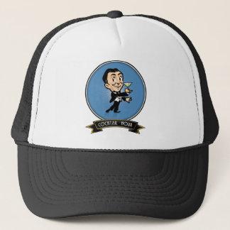 Cocktail Hour Trucker Hat