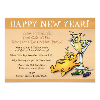 New Years Eve Party Invitations with good invitation sample