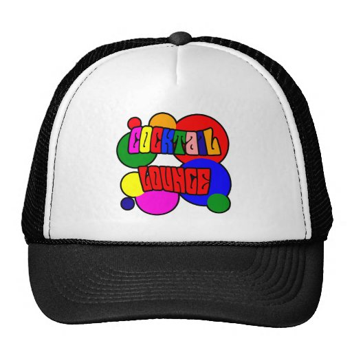 Cocktail lounge hat