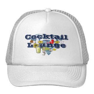 Cocktail Lounge Trucker Hat