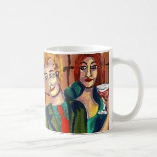 Cocktail Party Coffee Mug