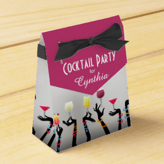 Cocktail Party Favor Boxes