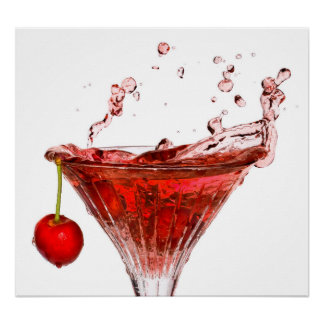Cocktail Poster - SRF
