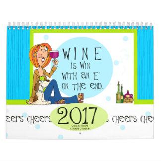 Cocktail Recipe Calendar