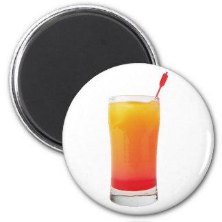 Cocktail Tequila Sunrise Kühlschrankmagnete