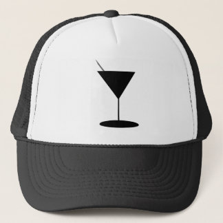 Cocktail Trucker Hat