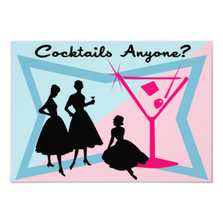 Cocktails Anyone? Response Card