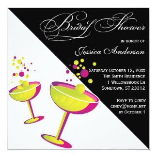 Cocktails  Bridal Shower Invite