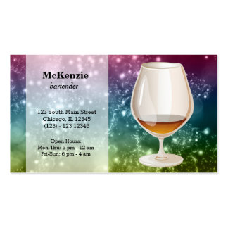 Cocktails Pack Of Standard Business Cards