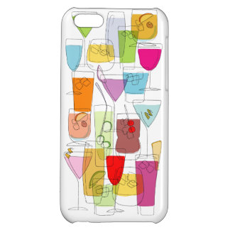 Cocktails iPhone case iPhone 5C Case